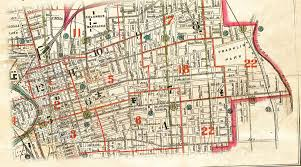 map of columbus central ohio histories the columbus historical society