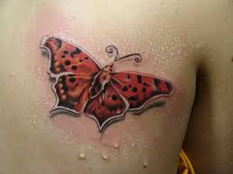 45 lovely butterfly tattoos designs u2013 coolest 3d flying butterfly