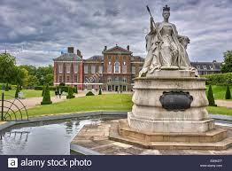 kensington palace is a royal residence set in kensington gardens