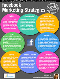 64 easy to remember marketing strategy exles for facebook