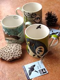 Design Mugs by The Wildlife Trust Mugs U2014 Mark Greco Design