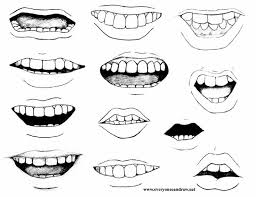 best 25 how to draw mouths ideas on pinterest mouth drawing