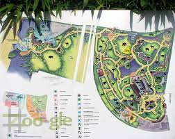 National Zoo Map Zoo Gle Rotterdam