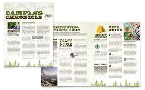 legal newsletter template