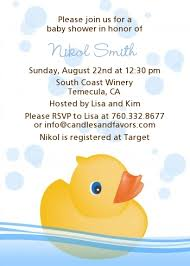 duck baby shower invitations rubber ducky baby shower invitations rubber ducky themed invitations