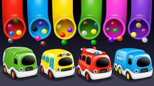 garbage trucks for kids surprise learn street vehicles for kids garbage truck ambulance fire