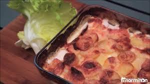 gratin dauphinois herv cuisine le gratin dauphinois de recette