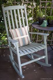 Rocking Chair For 1 Year Old Diy Vintage Painted Rocking Chairs