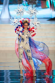 pageant minute miss universe 2012 national costumes my