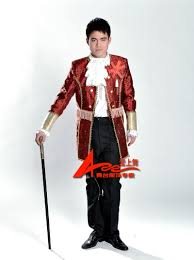 european halloween costumes clothes performance wear male royal clothes fashion halloween