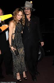 a look back at johnny depp u0027s colourful love life as he marries