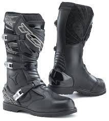 best motorcycle track boots tcx x desert gore tex boots revzilla