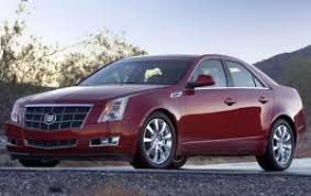 used cadillac cts overview auction and other wholesale sources