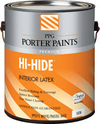 hi hide u003csup u003e u003c sup u003e interior latex paint from ppg porter paints