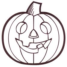 halloween kids clip art cute pumpkin carving clipart coloring coloring pages