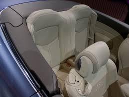 Infiniti G37 Convertible Interior 2009 Infiniti G37 Convertible Infiniti Luxury Convertible