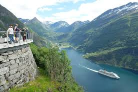 ex machina filming location scouting in western norway where high tech structures meet epic