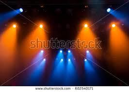 stage lights vector illustration stock vector 76729276