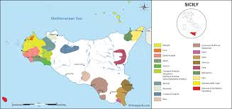 World Regions Map by Italy Map Of Vineyards Wine Regions