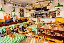 Family Friendly Restaurants Covent Garden Pizza Pilgrims Covent Garden Restaurants In Covent Garden Try