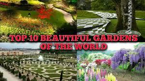 world most beautiful gardens garden trends
