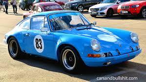 blue porsche 911 porsche 911 st u2013 scuderia falkenbergs blue dream drivetribe