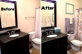 Cheap Bathroom Makeover Ideas Smart Budget Bathroom Makeovers Ideas Bathroom Makeover Modern