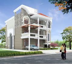 home triplex home designs