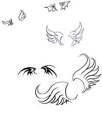 wing tattoo designs by apocalypticreignbow on deviantart