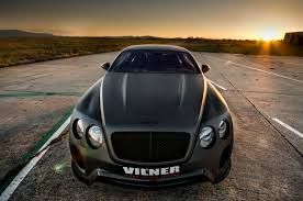 bentley mulsanne matte black vilner 100 completed bentley continental gt by vilner