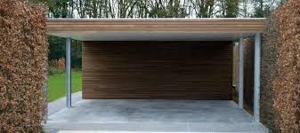 Modern Carport Modern Carports In Timber Livinlodge Pure Carport Pinterest
