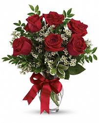 Bouquet Of Roses Thoughts Of You Bouquet With Red Roses Deluxe Bay St Louis