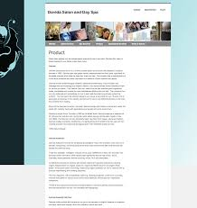 small business web design review