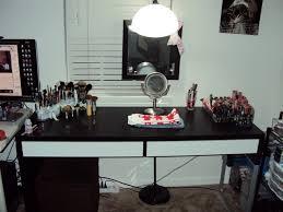 Makeup Organizer Desk Makeup Desk Organizer Design Decoration