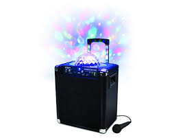 ion bluetooth speaker with lights ion audio block party live portable bluetooth speaker system with