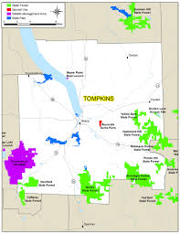 Cayuga County Map Map Of Central New York Region 7 Nys Dept Of Environmental Conservation