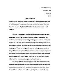 theme essay for 1984 1984 essay propaganda in essay response essay response essay in