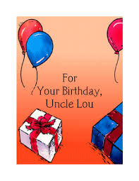 printable birthday cards for uncle american greetings
