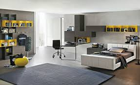 jugendzimmer jungen mit modernem design - Design Jugendzimmer