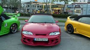 modified mitsubishi eclipse 1996 mitsubishi eclipse ii spider u2013 pictures information and