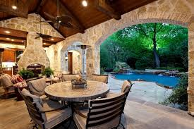 Mediterranean Patio Design Mediterranean Home Decor For Small Interiors Of Style Homes House