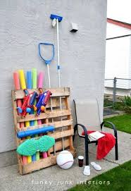 Backyard Storage Ideas 30 Charming Diy Outdoor Storage And Organization Project Ideas