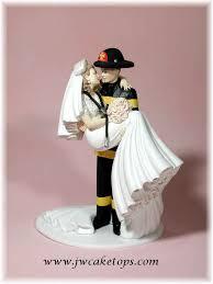 firefighter wedding cake topper imposing decoration firefighter wedding cake toppers beautiful