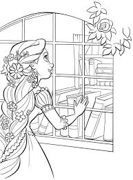 articles with rapunzel tangled coloring pages printable tag