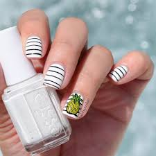 best 25 hawaiian nail art ideas on pinterest hawaiian flower