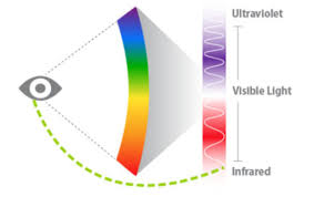 what is light in science human eye can see invisible infrared light sciencedaily