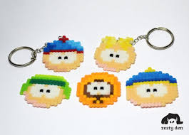 14 best perler beads south park images on pinterest bead