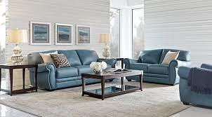 blue sofa set living room leather living room sets u0026 furniture suites
