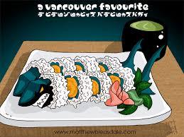 San Jose Sharks Meme - canucks san jose shark sushi by bleezer on deviantart