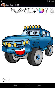 jeep cartoon drawing how to draw cartoon cars for kids app ranking and store data